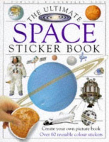 Space Ultimate Sticker Book (Ultimate Sticker Books) por Varios