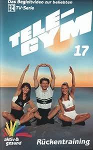 Tele-Gym 17 - Rückentraining [VHS]