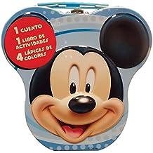 Disney Mickey Mouse - Cajita De Lata