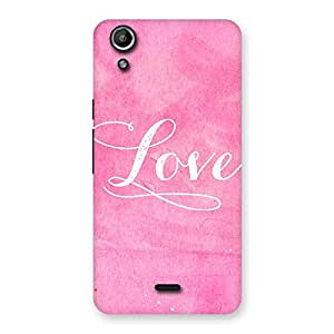 NEO WORLD Remarkable Love Back Case Cover for Micromax Canvas Selfie Lens Q345