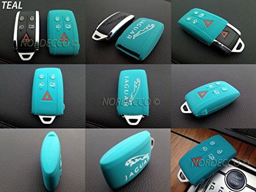 calidad-silicona-5-boton-smart-sin-llave-fob-protector-caso-jaguar-xk-xf-se-xfr-azul