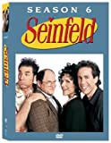 Seinfeld: Season 6 by Jerry Seinfeld