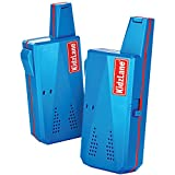 kidzlane Durable Walkie Talkies, Easy To Use and Kids Friendly, 3 Kilometre Range, 3 Channel