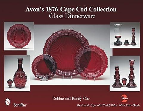 Avon's 1876 Cape Cod Collection: Glass