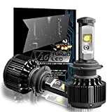 TECHMAX H7 LED Headlight Bulbs, All-in-One Conversion Kit...