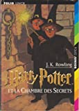 Harry Potter et la chambre des secrets - Folio junior - 01/01/2001