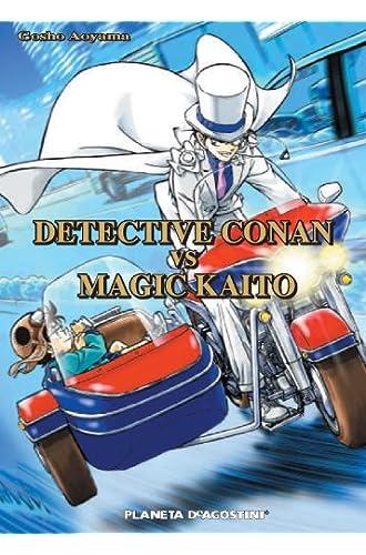 Descargar gratis Detective Conan Vs.magic Kaito de Gosho Aoyama