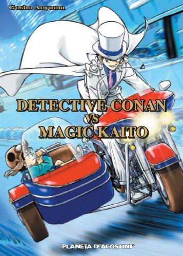 Detective Conan Vs.magic Kaito