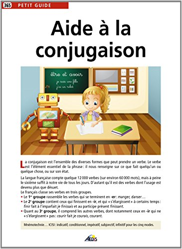 Aide a la Conjugaison