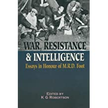 War Resistance and Intelligence