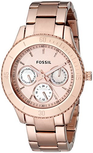 Fossil-Designer-Analog-Gold-Dial-Womens-Watch-ES2859