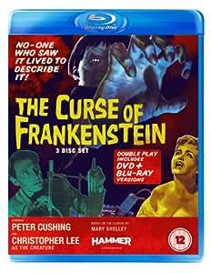 The Curse of Frankenstein (Blu-ray + DVD) [1957]