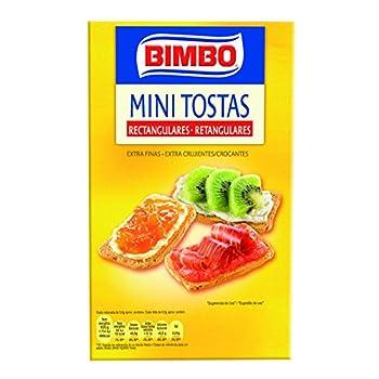 Bimbo Mini tostas...