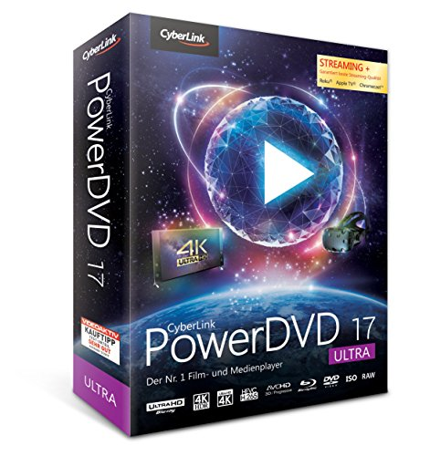 Produktbild CyberLink PowerDVD 17 Ultra