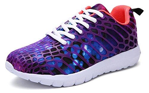 Maylen HughesRunning Shoes - zapatilla baja adultos unisex , color azul, talla 37 1/3 EU