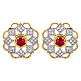 Navya Collection Studded Ruby Designed A...