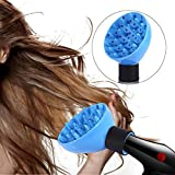 Hair Dryer Diffuser Cover Lonic Curly Casing Salon Home Hairdressing Universal Blower Tool