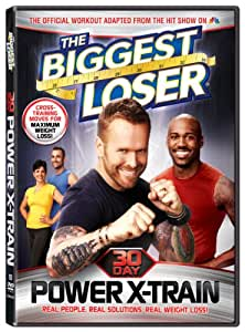Biggest Loser: 30-Day Power X-Train [DVD] [2012] [Region 1] [US Import] [NTSC]