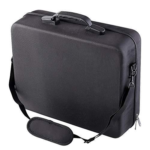 YouN VR Headset Bag Shoulder Bag 3D Glasses Storage Case Box for HTC Vive Pro Double Down Zip