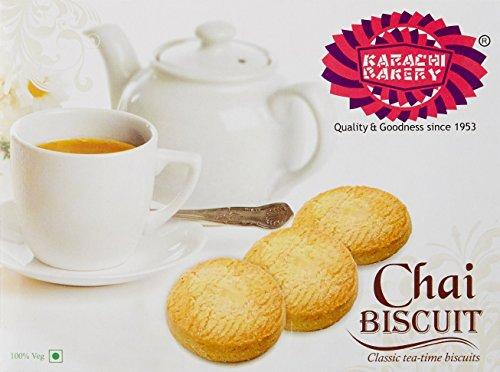 Karachi Bakery Chai Biscuit, 400g 51ASkIctWVL