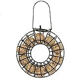 Pauls Mühle Ganzjahresknödel mit Insekten 2 x 100 Stück +1 Meisenknödel Rondell