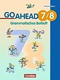 Go Ahead - Ausgabe für die sechsstufige Realschule in Bayern: 7./8. Jahrgangsstufe - Grammatisches Beiheft - Klaus Berold