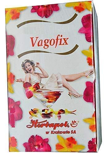 Vagofix - entzündungshemmende und desinfizierende Kräutermischung zur äußeren Anwendung für die Haut und Intimbereich, 20 x 2g, 40g,...
