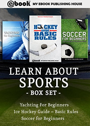 Learn About Sports Box Set (English Edition) por My Ebook Publishing House