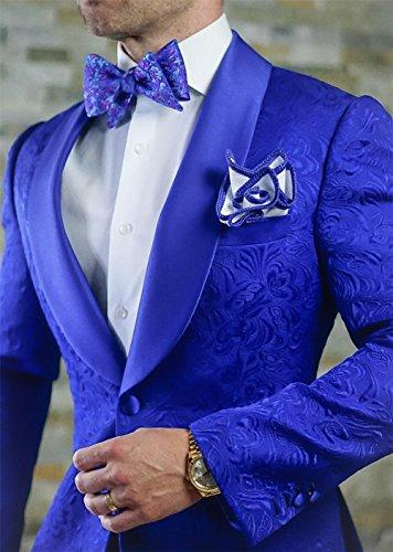 GEORGE BRIDE -  Giacca da abito  - Uomo Blau