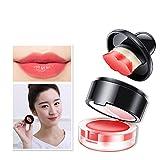 MERICAL Rouge à lèvres Paresseux de Forme de lèvre cosmétiques baume lèvres Facile à Porter Joint Rouge