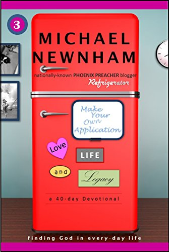 Make Your Own Application: Love, Life, and Legacy