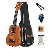 Best Ukulele Strings - UBETA US-031 Soprano Ukulele Acajou Aquila Strings Débutant Review