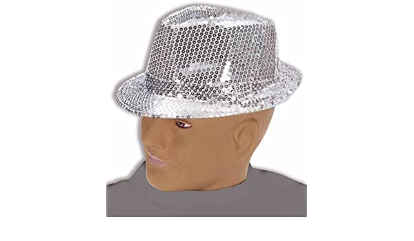 Forum Novelties Sequin Fedora Hat d06acac14d7a