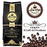 Caffè in Grani Lucky Caffè, 6 Confezioni, 6 x 1000g
