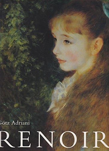 Renoir von Götz Adriani (1996) Gebundene Ausgabe