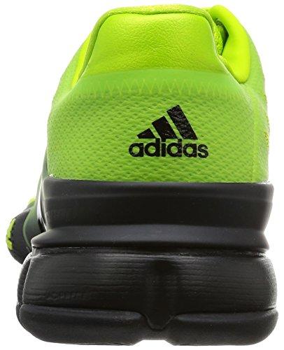 adidas Performance Herren Barricade 2016 Tennisschuhe Grün (Semi Solar Slime/Core Black/Core Black)