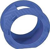 HEYDA Laternen-Zuschnitt, rund, gro , blau VE = 1