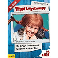 Pippi Langstrumpf - 4 DVDs Box-Set