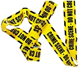 WIDMANN- Barricade Tape Nastro Barricata Crime Scene, Do Not Cross per Adulti, Giallo, Taglia unica, 51895
