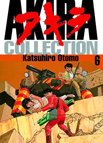 Akira collection: 6 (Planet manga) por Katsuhiro Otomo