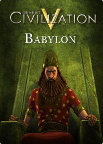 Sid Meier's Civilization V Babylon (Nebuchadnezzar II)
