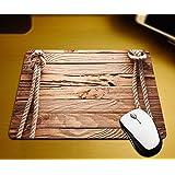 Außergewöhnlich Holz Mit Kordeln Mauspad Anti Rutsch, Wasserfest 220x180 Veredeln Sie Ihren  Schreibtisch Mit Diesem