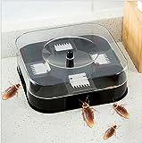 lazy penguin Kakerlakenfalle, Effiziente Kakerlakenfalle Kill Box Fänger Box Physische Erfassung, wiederverwendbar, ungiftig und umweltfreundlich