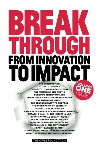 Breakthrough: From Innovation to Impact (Case Les Paul Douglas)