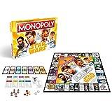 Hasbro Monopoly E1702100 Monopoly Solo - A Star Wars Story, Familienspiel