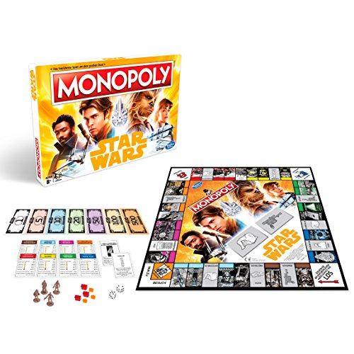 Hasbro Monopoly e1702100Monopoly Solo-A Star