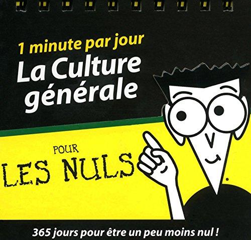 Almanach de la Culture générale pour les Nuls par Jean-Joseph JULAUD