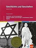 Geschichte und Geschehen - Oberstufe / Themenheft Geschichts- und Erinnerungskultur: Nationale Gedenk- und Feiertage in verschiedenen Ländern. Mythen