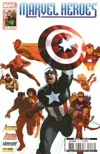Marvel heroes 17 (fear itself)