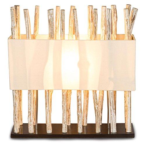 Design Holz-Lampe